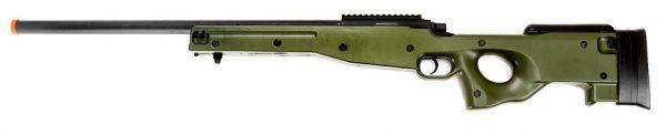 AGM L96 AWP Airsoft Sniper Rifle, Green