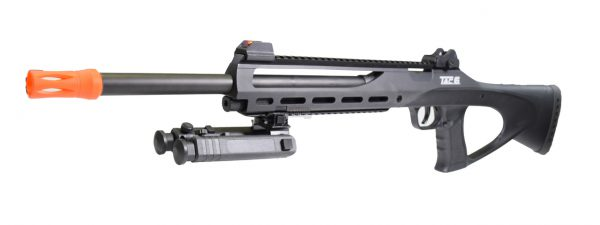 ASG TAC-6 CO2 Semi-Auto Sniper Rifle with Integrated Laser & Bipod