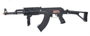 AK47 Kalashnikov 60th Anniversary RIS AEG Airsoft Rifle
