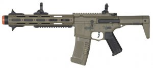 ARES Amoeba AM-013 M4 13 AEG Airsoft Rifle, Tan