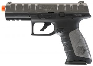 Beretta APX CO2 Blowback Airsoft Pistol, Two-Tone-main