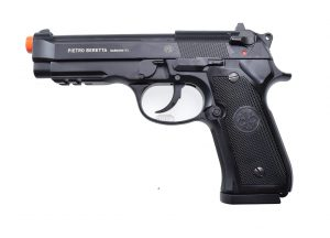 Beretta M92 A1 CO2 Blowback SemiFull-Auto Metal Pistol-main
