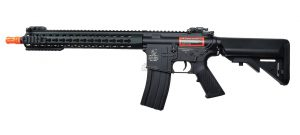COLT M4A1 Full Metal 13 Keymod Airsoft AEG Black-main