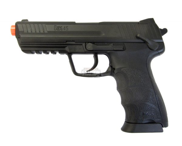 H&K HK45 CO2 Airsoft Pistol, Non-Blowback-main