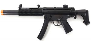 H&K MP5 SD6 Competition Series Airsoft Gun-main