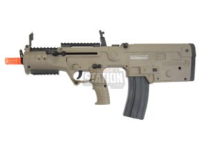 IWI Micro Tavor X95 Tan Automatic Electric Airsoft Rifle-main