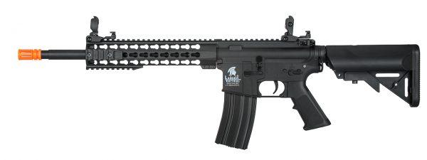 Lancer Tactical M4 10 Keymod AEG, Gen 2, Black