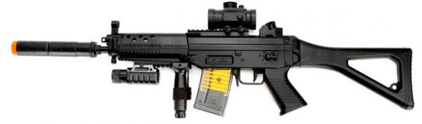 M82 Electric Airsoft SIG 552 Rifle AEG-main