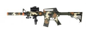 M83 Electric Airsoft Rifle Camo Version-main