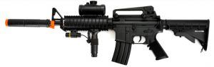 M83 Electric Airsoft Rifle Heavy Weight AEG-main