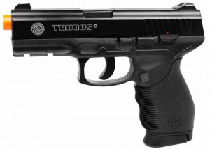 Taurus PT 247 CO2 Airsoft Pistol, Black-main