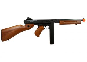 Thompson M1A1 Electric Full Metal Airsoft Rifle-main