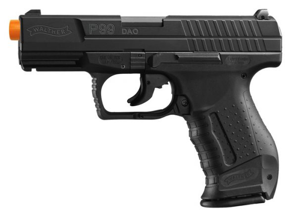 Walther P99 CO2 Blowback Metal Slide Airsoft Pistol-main