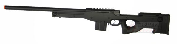 Well MB4401 L96 Metal Airsoft Sniper Rifle, Black