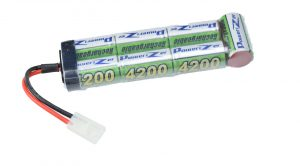 Large Battery 8.4v 4200mAh NiMH