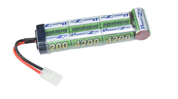 Large Battery 8.4v 4200mAh NiMH