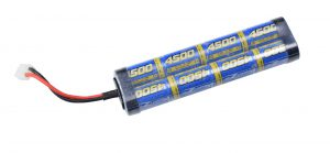 Large Battery 9.6v 4500mAh NiMH