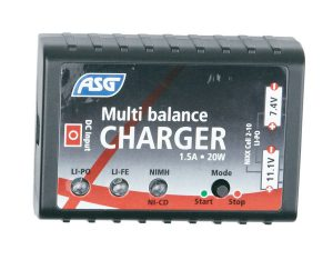 Multi Balance Smart Charger for NiMH, NiCd, LiPO, and LiIon Batteries