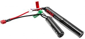 TITAN Power Li-Ion 11.1v 2600mAh Nunchuck Battery, Deans Plugs