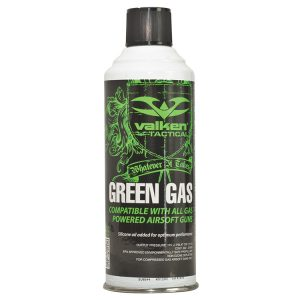 Valken Airsoft Green Gas, 8oz Can - GROUND SHIPPING ONLY
