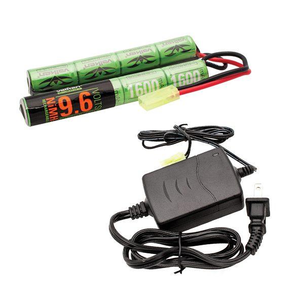 Valken Energy 9.6v Battery & Charger Combo