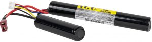 Valken Energy Li-Ion 11.1v 2500mAh High Output Split Battery, Deans Plug