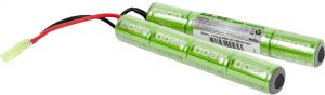 Valken Energy NiMH 9.6v 2200mAh Split Battery, Mini Tamiya