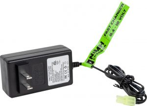 Valken Energy NiMH Fast 1A Smart Charger, 8.4v-9.6v
