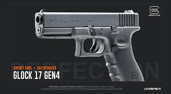 umarex glock 17 gen 4 gbb