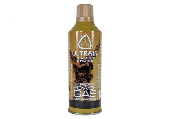 ASG ULTRAIR PowerGas 8oz. Bottle
