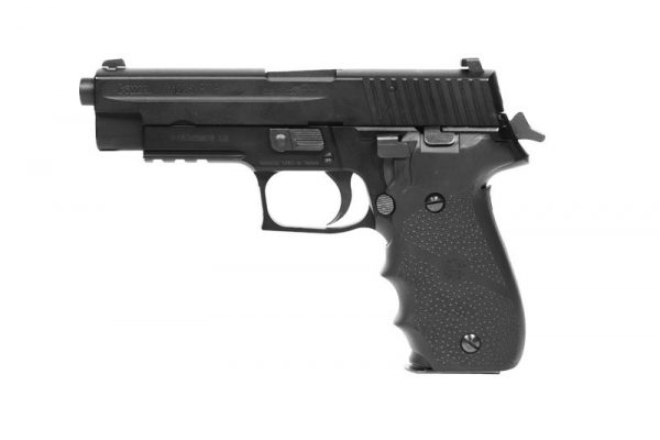 KWA M226-LE Gas Blowback Airsoft Pistol, Black
