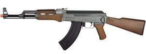 Lancer Tactical CM028 AK47 Metal Electric Airsoft Rifle AEG