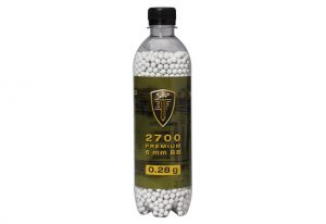 Elite Force Premium BBs, 0.28g, 2700 rounds
