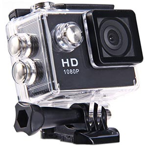 Airsoft Action Camera