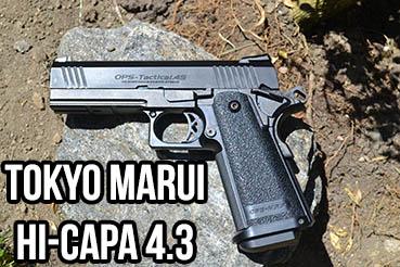 Tokyo Marui Hi-Capa 4.3