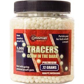 Tracer Airsoft BBs
