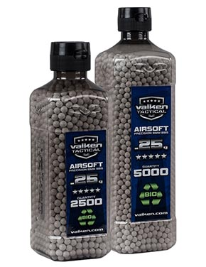 0.25g Airsoft BBs