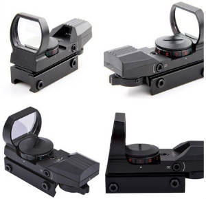 Airsoft Reflex Red Dot Sight