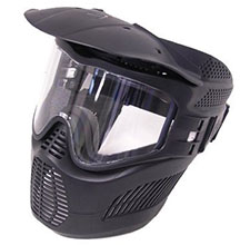 GxG Full Face Paintball/Airsoft Mask