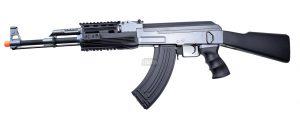 AK-47 RIS AEG FULL METAL AIRSOFT RIFLE
