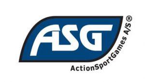 asg airsoft brand logo