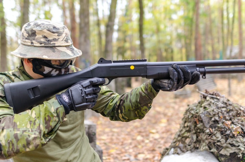 airsoft winter clothing